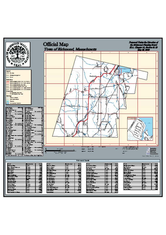 2003 Official Map