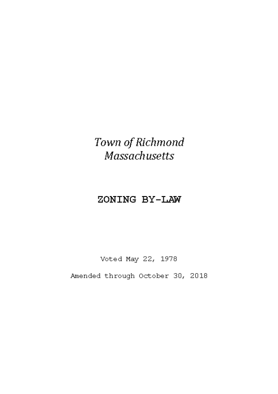 Oct 2018 Zoning Bylaw Town-of-Richmond