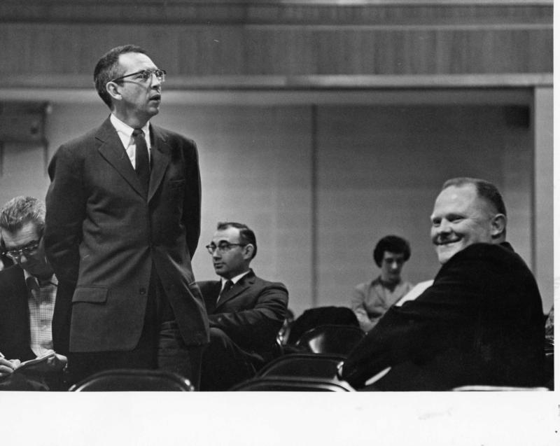 Robert Kimball Testifying