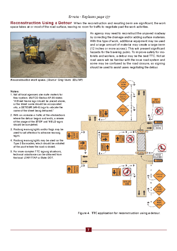 Gravel Roads Construction & Maintenance Guide U.S. DOT 2015